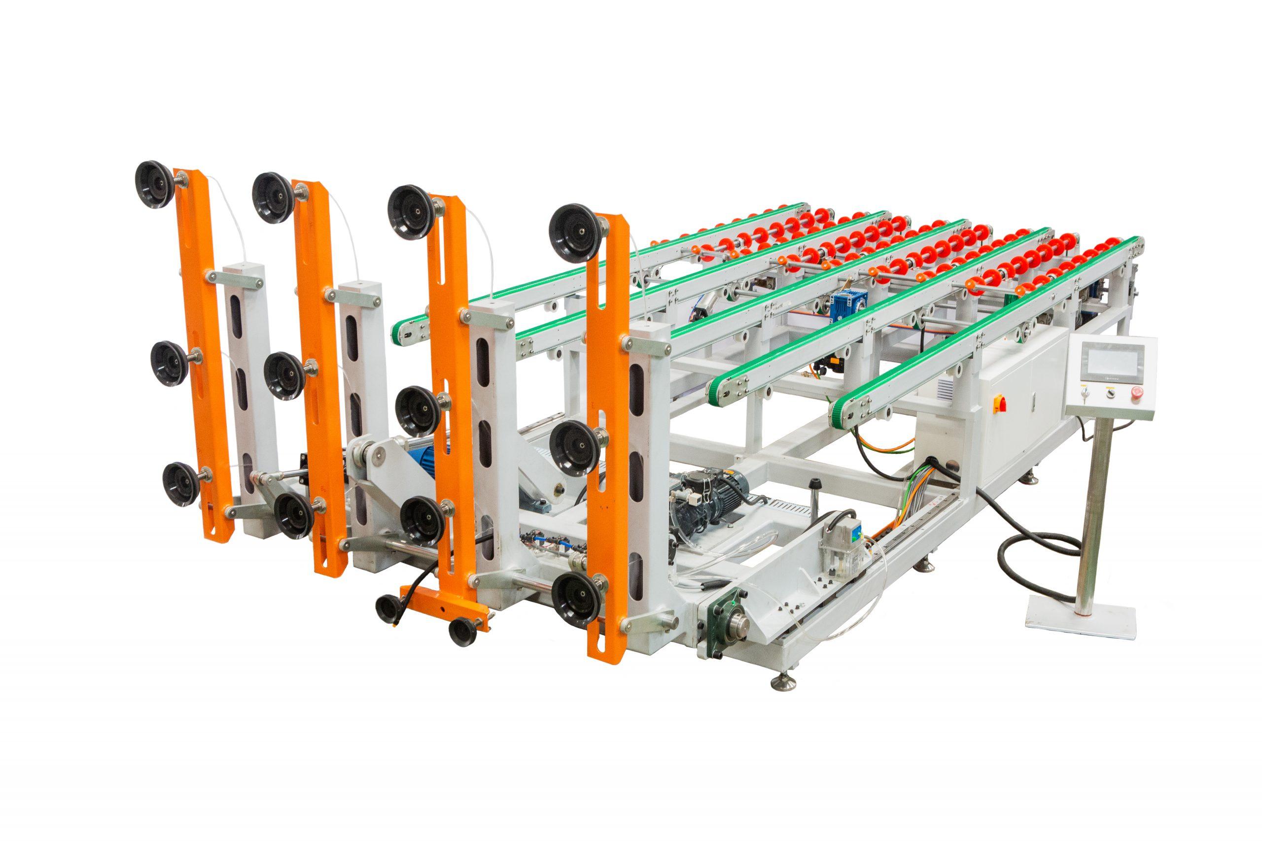 Glass Loading Machine
